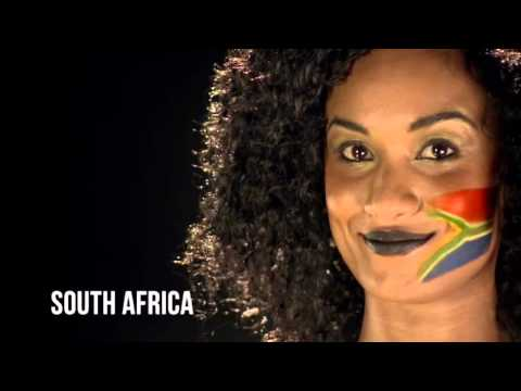 AFCON 2013 - Say Hello!