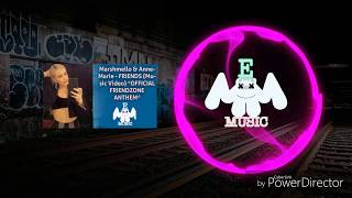 Marshmello & #AnneMarie - FRIENDS (Music AUDIO) *OFFICIAL FRIENDZONE ANTHEM* #Music