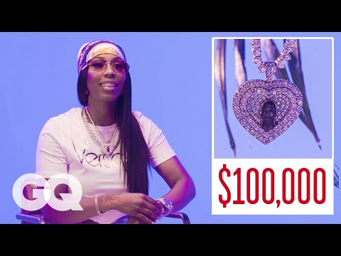 Kash Doll Shows Off Her Insane Jewelry Collection   GQ