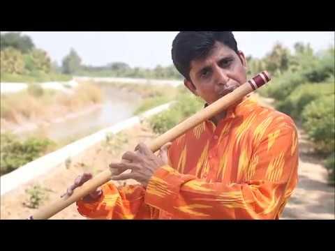 Gori Radha  Ne Kalo Kan //flute Cover// Rajendra Mali