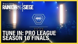 Rainbow Six Siege: Tokoname Pro League Season 10 Finals | Tune-In | Ubisoft [NA]