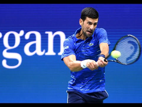 Novak Djokovic vs Juan Ignacio Londero | US Open 2019 R2 Highlights