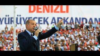 Cumhurbaşkanımız Erdoğan, Denizli Genişletilmiş İl Danışma Meclisi Toplantısı'nda konuştu