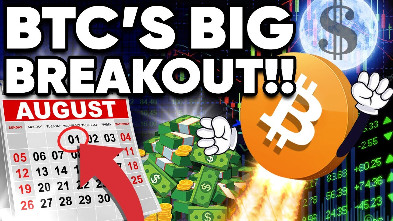 BITCOINs Biggest Breakout Ever!? It Begins On This Day!