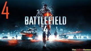 Прохождение Battlefield 4 на Русском [HD|PC] - Часть 4 (Между молотом и наковальней) 18+
