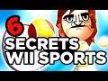 6 SECRETS SUR WII SPORTS