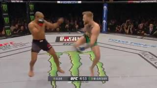 Video Aldo vs Conor McGregor UFC Luta completa • Mais Forte Que O Mundo • download MP3, 3GP, MP4, WEBM, AVI, FLV Oktober 2018