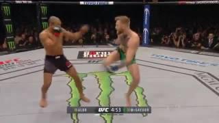 Video Aldo vs Conor McGregor UFC Luta completa • Mais Forte Que O Mundo • download MP3, 3GP, MP4, WEBM, AVI, FLV Mei 2018