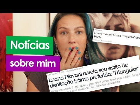 NÃO SOU PREPOTENTE, SOU POTENTE! | Luana Reage | Luana Piovani