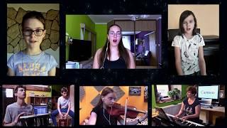 Dětský pěvecký sbor Carmen: Adiemus - zpíváme v karanténě