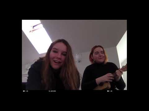 bridget's amazing singing and me being completely amazed and shoked