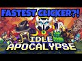 AUTOMATIC CLICKER on Idle Apocalypse!