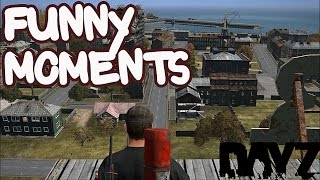 IDIOTS AND FAILS ( DAYZ STANDALONE )