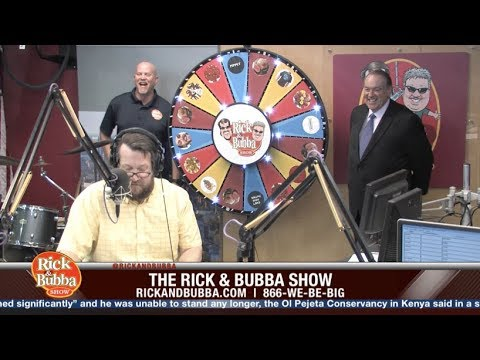 Gov. Mike Huckabee . . .  Spins the Wheel of Meat
