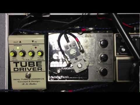 Mooer ElecLady and EHX DLX Electric Mistress shootout