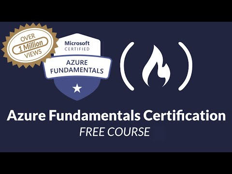 Microsoft Azure Fundamentals Certification Course (AZ-900) - Pass the exam in 3 hours!
