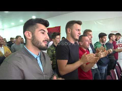 Vetëvendosje bën fushatë në Prishtinë e komunat përreth - 24.09.2017 - Klan Kosova