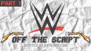 """CM Punk To Write """"Thor"""" Comic Book Script For Marvel   WWE Off The Script #39 Part 1"""