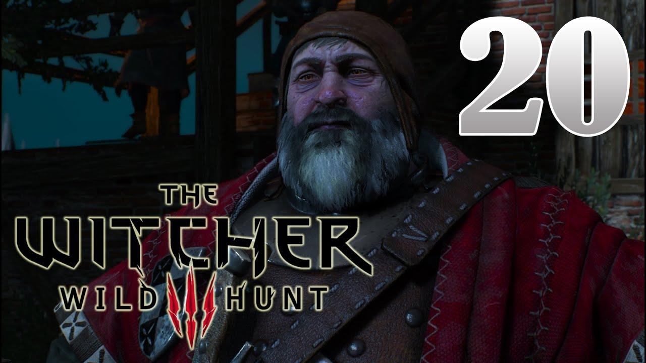 Красный барон. Ведьмак III: Дикая охота. #20