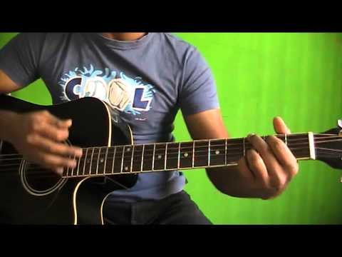 Tu hi junoon guitar chords lesson dhoom 3