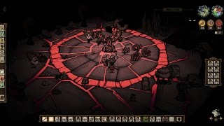 Don't Starve Together 復活的骸骨 Reanimated Skeleton (Ancient Fuelweaver) /遠古織影者 thumbnail