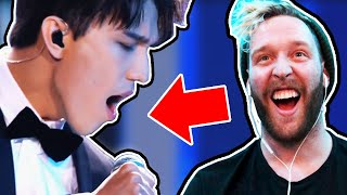 Singer Reacts To Dimash Kudaibergen Sinful Passion.mp3