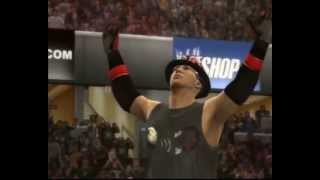 WWE Smackdown Vs Raw 2010 PS3  Entrances