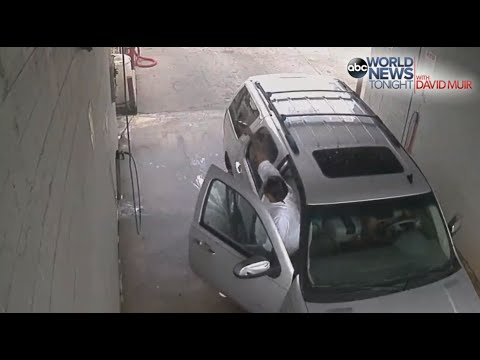Car Wash Shootout Caught On Camera