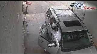 Car Wash Shootout Caught On Camera