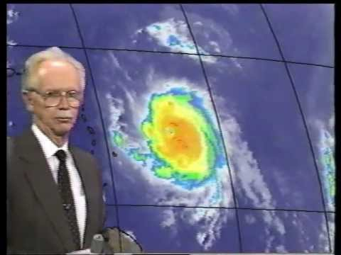Weather Channel Hurricane Hugo 1989
