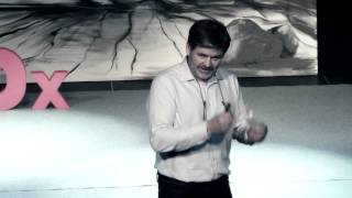 Nauka języka obcego otwiera umysł... : Adam Janiszewski at TEDxCzwartekHill