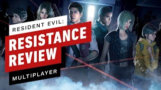 Resident Evil: Resistance Review (Video Game Video Review)
