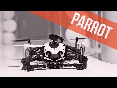 Mambo e Swing: i nuovi minidroni Parrot | Anteprima HDblog