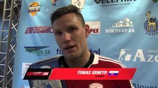 Promo Tomas Senkyr(Slovakia) vs Ibrahim El Boustati(Morocco)