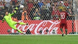 Евро-2016: Португалия обыграла Польшу и вышла в полуфинал (новости)(http://ntdtv.ru/ Евро-2016: Португалия обыграла Польшу и вышла в полуфинал. Португалия обыграла Польшу в первом матче..., 2016-07-01T07:51:10.000Z)