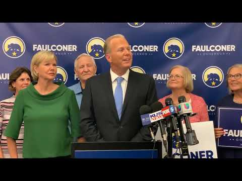 Kevin Faulconer Speaks As Polls Close In California
