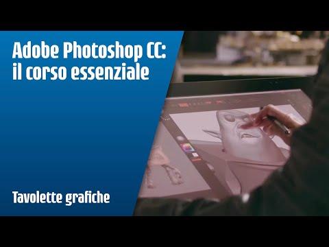 Photoshop CC Per Disegnare - Tavolette Grafiche
