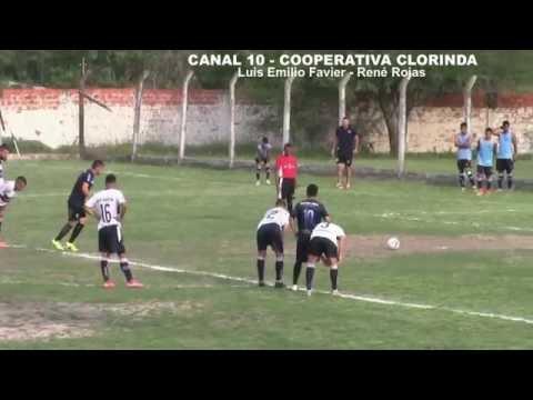 Argentinos del Norte (Clorinda) 1  vs San Martín (Formosa) 2