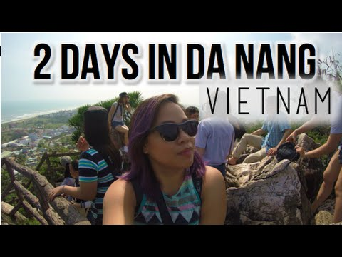 2 Days in Da Nang, Vietnam- January 10-11, 2016 | Kimmyonaquest Vlogs