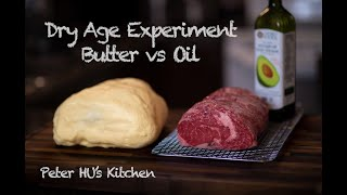 Dry Age Experiment | Buтter vs Oil