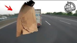 видео: Что может пойти не так? Неожиданные ситуации на дороге.