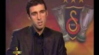 Bologna-Galatasaray Hakan Şükür