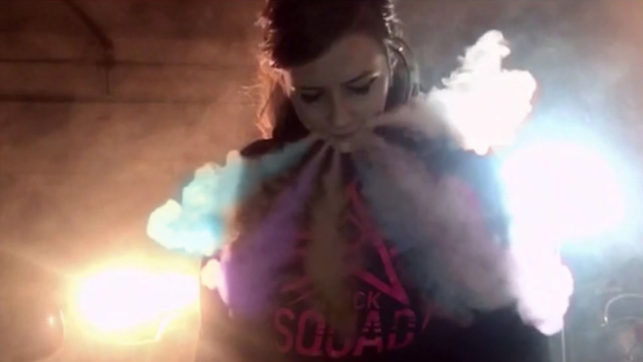 Girl Smoking Wallpaper Hd Cloud Chasers Amp Vape Trick Compilation 2016 Youtube