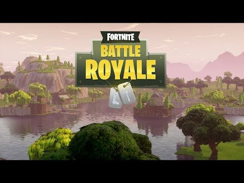 The latest Fortnite Battle Royale Update is Out Now