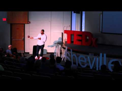 Urban youth development | Jazz Cathcart | TEDxUNCAsheville