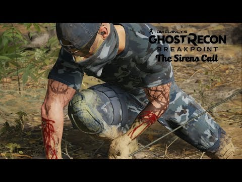 Tom Clancy's Ghost Recon Breakpoint Solo Gameplay- [The Sirens Call] Side Mission