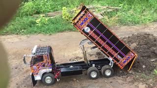 รถบ งค บ1 14 ระบบไฮดรอล ก isuzu 360 king of truck ร านบอยโมเดล