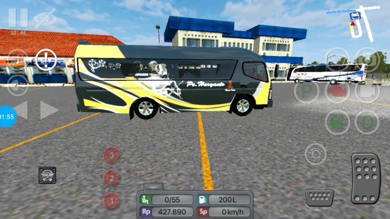 76 Download Mod Bussid Mobil Elf HD Terbaik