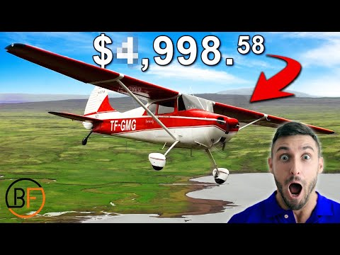 10 Cheapest Airplanes Anyone Can Buy