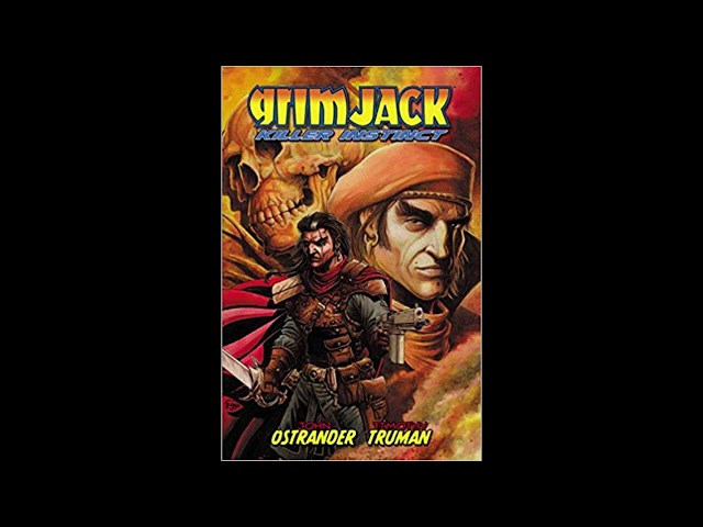 BCC GrimJack Panel 2018